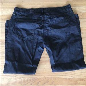 Joe's Jeans navy blue Britton jeans sz 36